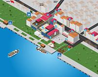 BAU Map