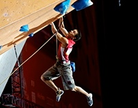 IFSC 2012 - International Federation of Sport Climbing