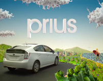 Integrated campaign: The 3rd Generation Prius