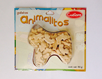 Empaque para galletas Cuétara