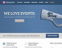 Bullseyehub website