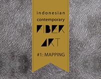 Indonesian Contemporary Fiber Art #1: MAPPING