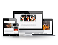 Responsive Website for Asian Performing Arts of CT
