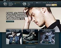 The online Cruyff store