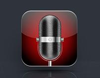 Apple icon recreation