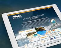 Reef Realty / Web Design