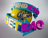 GalaBingo Spend/Get Promo