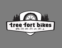 Tree Fort Bikes Brand Related Logos
