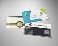 Corporate Business Card Bundle Vol.7