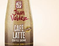 Juan Valdez Cafe Latte