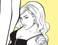 Skin Tattoo - Magazine