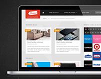 Dealser - daily deals catalog
