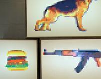 Box Pixel Icons