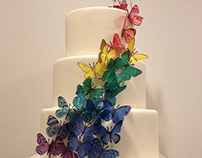 Exhibition Cake for Bcake NY