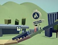 Montblanc Gas Station