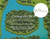 Mapa de Sinergia - Pan-Amazônia