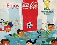 Coke Brazil FIFA World Cup 2014