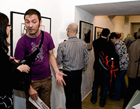 Images from Strand Gallery private view
