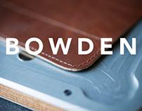 Bowden for iPad – FineGrain