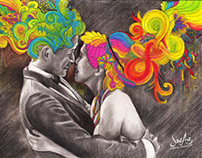 Lets Color Your Wedding !