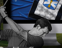 Devant Sport Towels /web design /