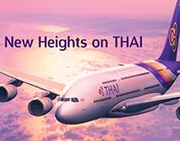 THAI Airway : A380