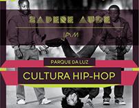 Sapere Aude Jam, Parque da Luz