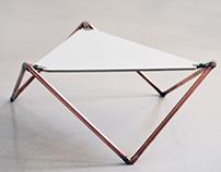 Diagonal Coffee table