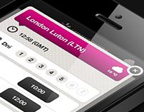 iPhone Airport App