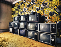 Abandoned Hotel Adler Spa & Resort