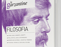 Restyling Garzantine   encyclopaedic publications
