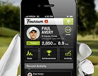 Foursum Golf