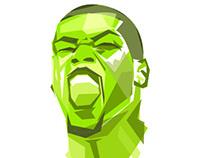 Kevin Durant X HULK