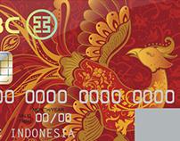 ICBC Card Design