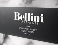 Bellini Apartments Ring Binder