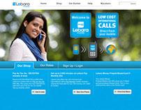 Lebara Mobile – Brand Identity Design Project