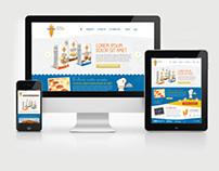 Frumenta - Responsive Website Design