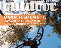 Cover Outdoor Magazine