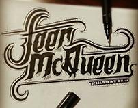 Feer McQueen Sketch