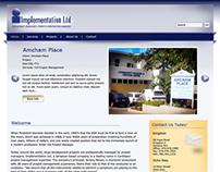 Implementation Ltd. - Website Design
