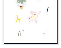 Ilustración, Pequeños animales