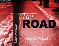 'The Road' Book Cover Designs