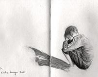 Moleskine Pages #1