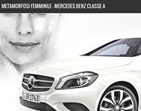 Mercedes Nuova Classe A