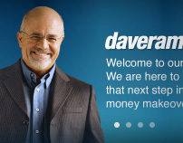 DaveRamsey.com mobile