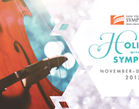 San Francisco Symphony Holidays