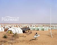 Polymast - disaster aid (2013)