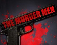 The Murder Men Kindle cover