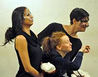 Góbi Dance Company - Örkény 100 rehearsal