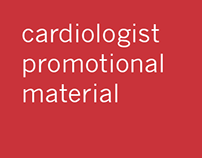 cardiologist promotional materials